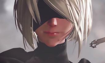 NieR Automata : une longue vidéo de gameplay de 29 minutes sur PS4
