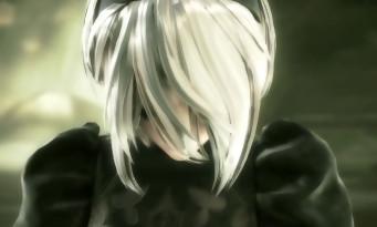 NieR : le premier trailer sur PS4