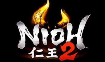 Nioh 2 : un nouveau trailer affûté, préparez les katanas