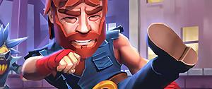 NonStop Chuck Norris : trailer de gameplay sur iPhone et Android