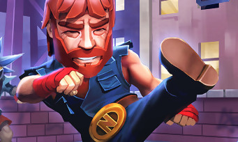 NonStop Chuck Norris : trailer de gameplay sur iPhone et Android
