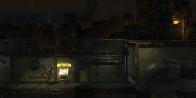 Oddworld : L Odyssée d Abe HD