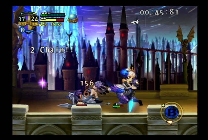 odin sphere arrive en europe. Black Bedroom Furniture Sets. Home Design Ideas