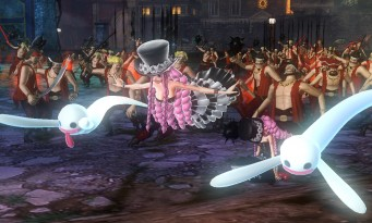 Test One Piece Pirate Warriors 2 sur PS3