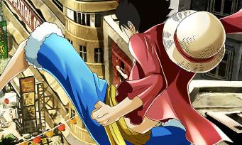 One Piece World Seeker : toutes les images du jeu