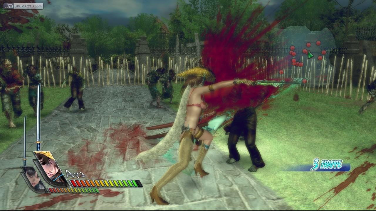 Bikini samurai xbox 360