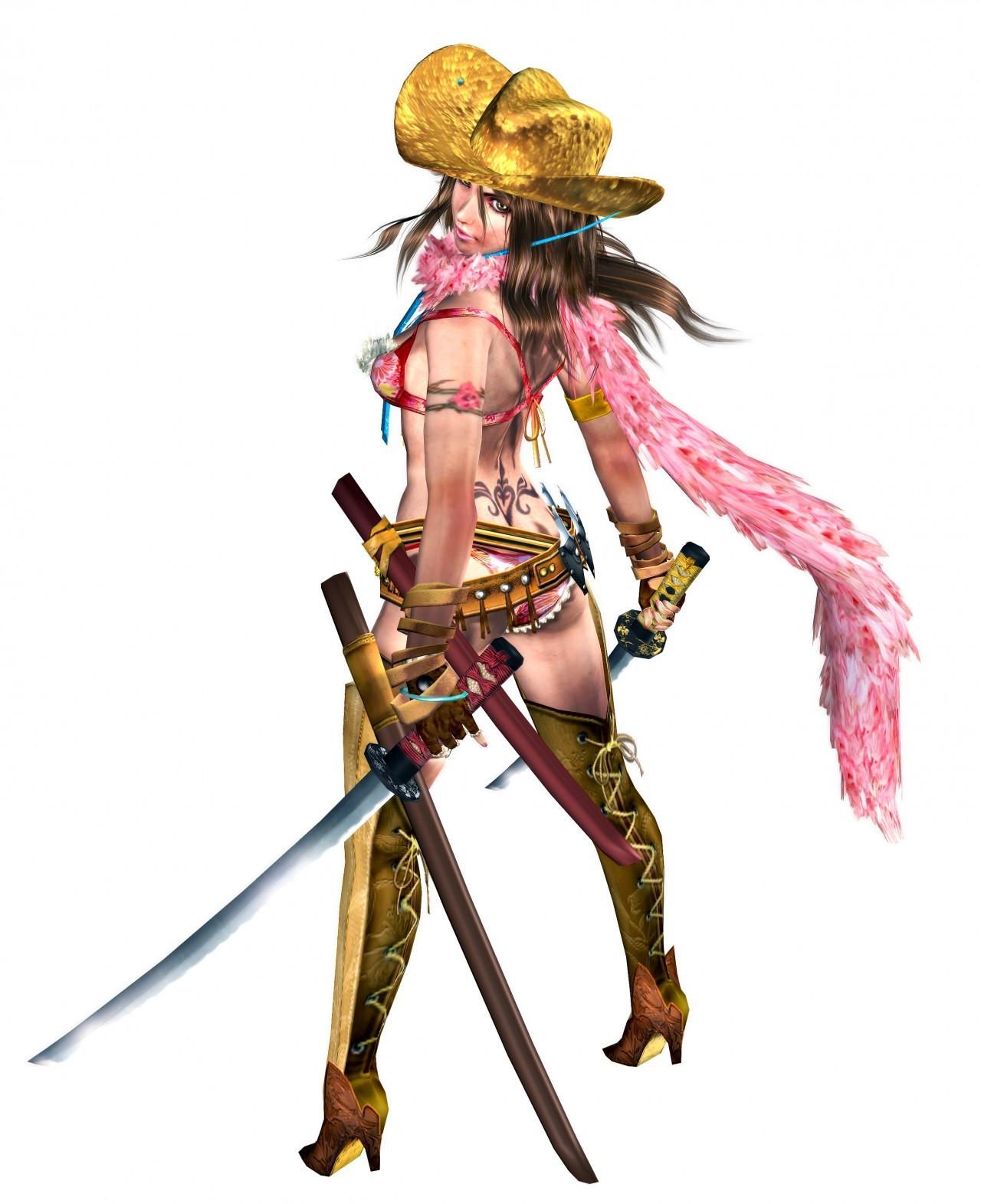 Onechanbara : Bikini Samurai Squad - Le titre arrive en