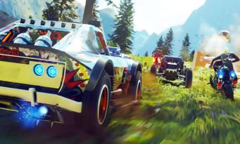 Onrush : trailer de gameplay sur les modes de jeu