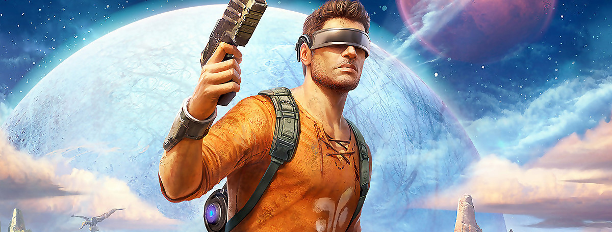 "Test Outcast Second Contact : un remaster old school mais qui ""baboule"""