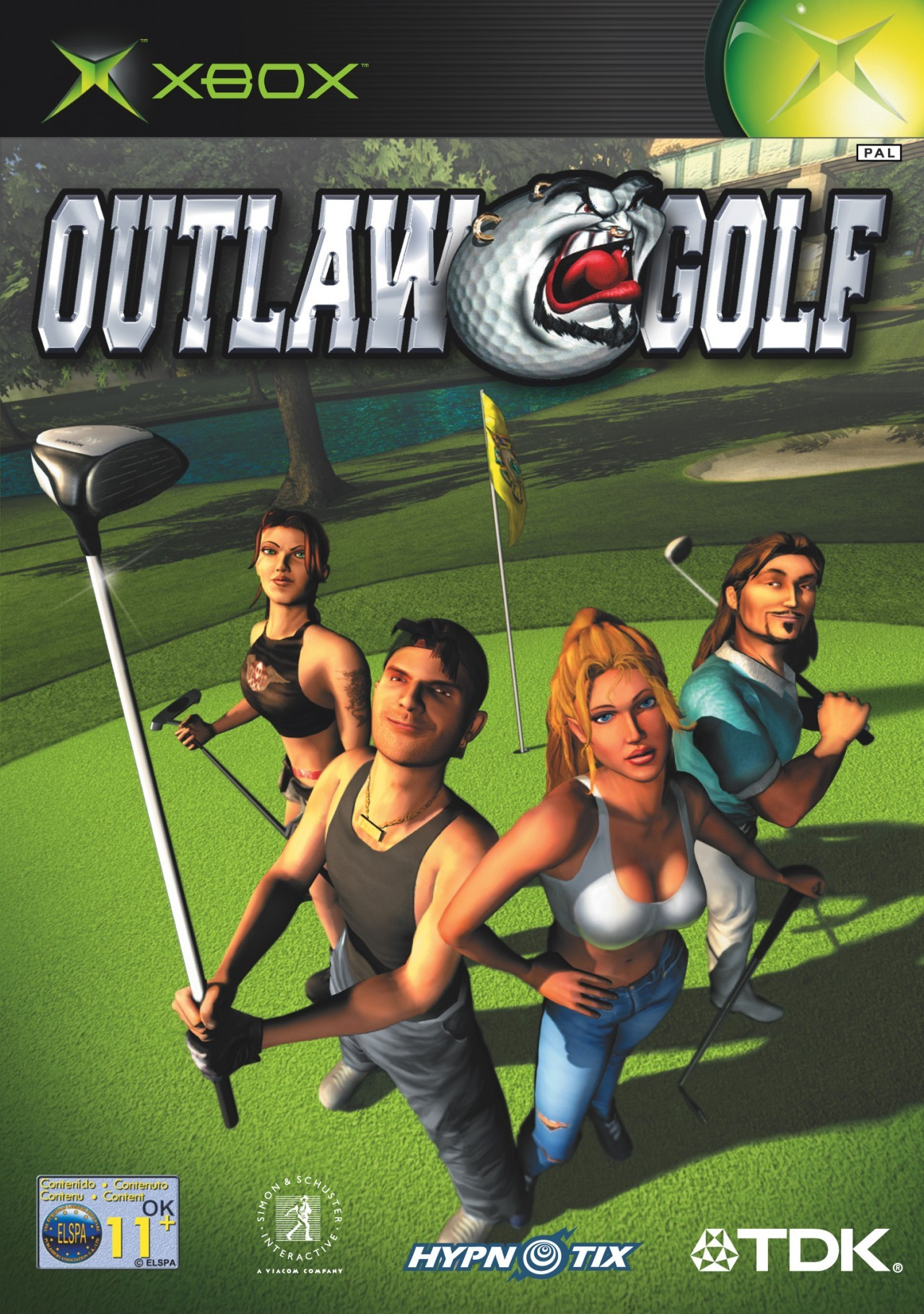 Outlaw golf 2 hentai cartoon clip