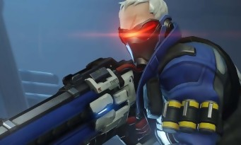 Overwatch : trailer de gameplay du Soldat 76