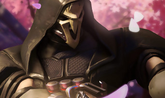 Overwatch : trailer de gameplay avec Reaper