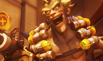 Overwatch : du gameplay trailer pour Junkrat et Roadhog