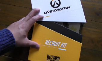 Overwatch : place maintenant à l'unboxing du press kit collector !