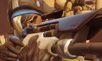 "Overwatch : trailer de gameplay de la map ""Oasis"""