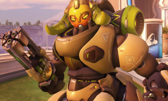 Overwatch : making-of d'Orisa, le nouveau Tank du jeu de Blizzard