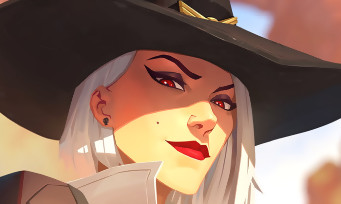 Overwatch : trailer de gameplay de Ashe, une Arthur Morgan au féminin