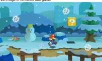 Test Paper Mario Sticker Star sur 3DS