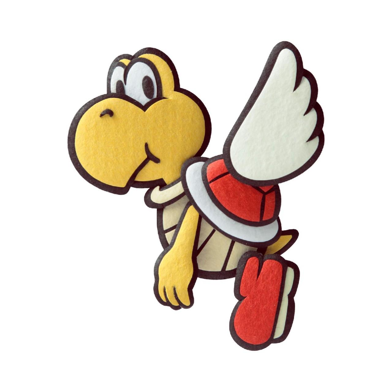 Paper Mario Sticker Star : des images qui collent