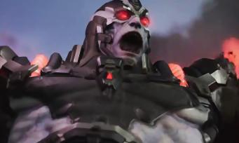 Paragon : présentation en vidéo de Riktor le tank surpuissant