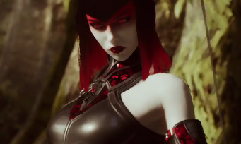 Paragon : trailer de gameplay de Countless