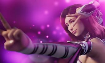 Paragon : présentation de Shinbi dans un trailer de gameplay