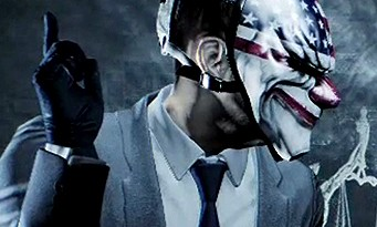 Payday 2 : un nouveau trailer de gameplay
