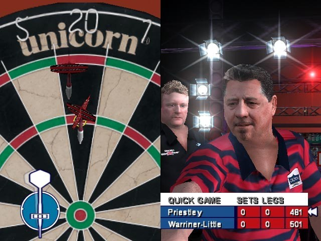 pdc world darts champions