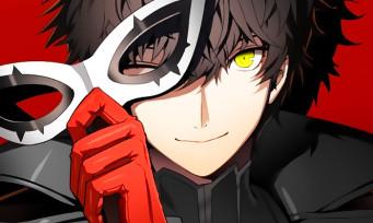 Persona 5 : un trailer qui cite Gameblog, Gamekult et Jeuxvideo.com