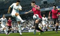 Cristiano Ronaldo en pleine action
