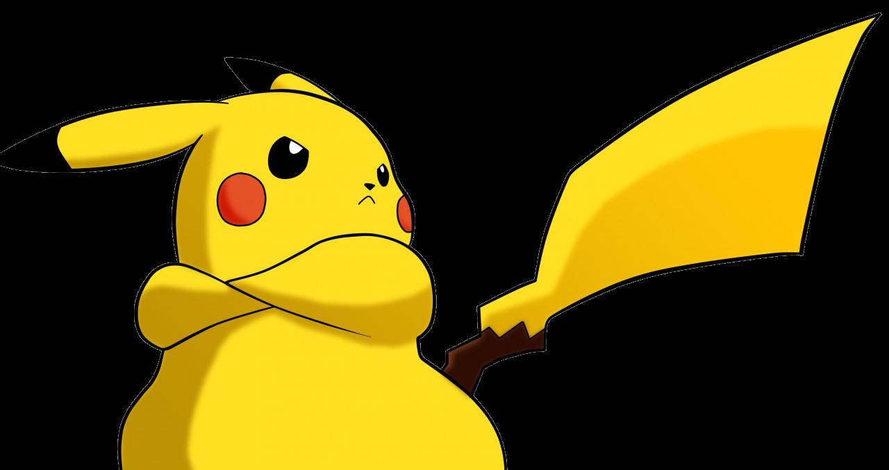 Artworks Pikachu Detective