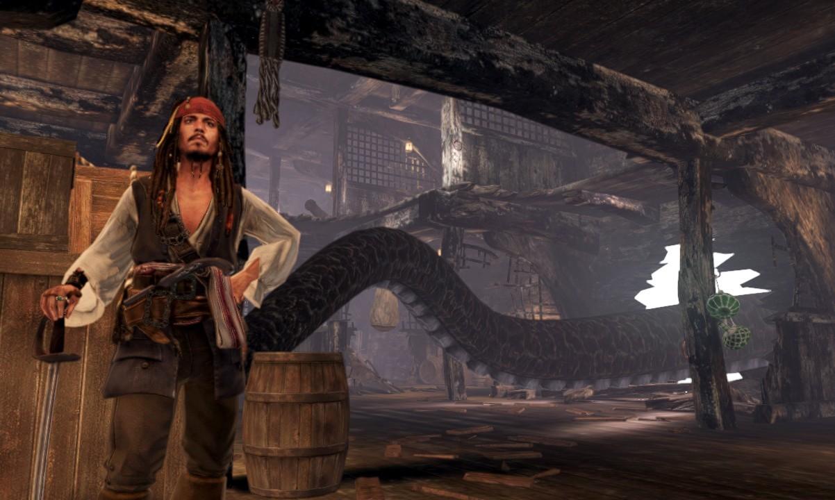 Pirates des Caraïbes 3 en une image