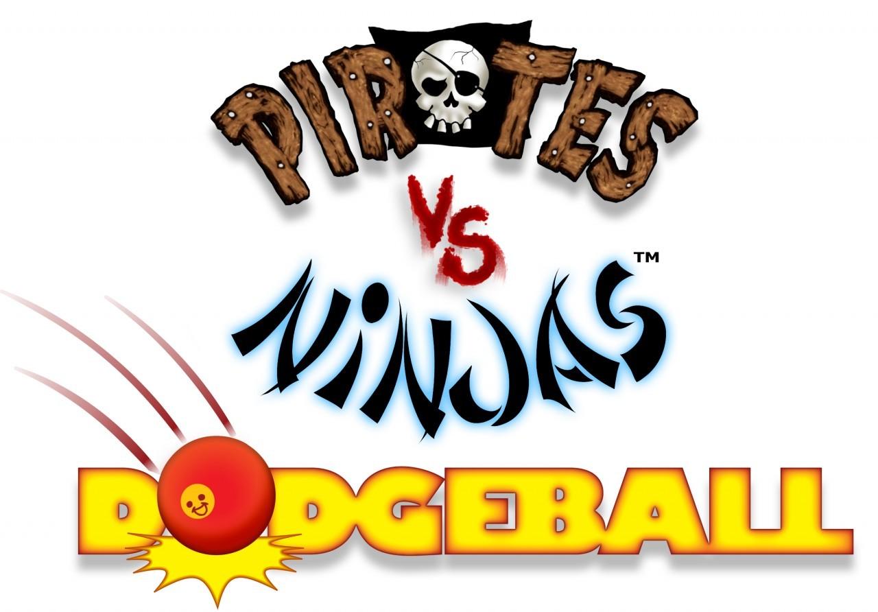 pirates vs ninjas dodgeball la bourre. Black Bedroom Furniture Sets. Home Design Ideas
