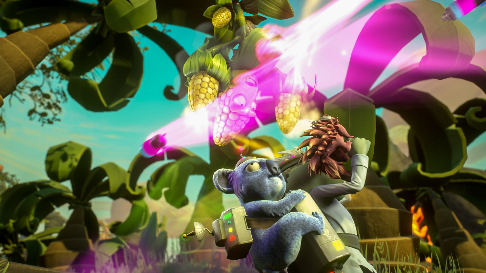 Plants vs zombies garden warfare 2 des nouvelles images for Plante vs zombie garden warfare 2