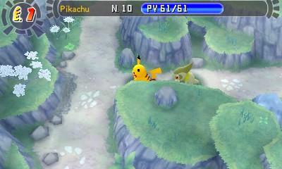 Images pok mon donjon myst re les portes de l 39 infini - Pokemon donjon mystere les portes de l infini 3ds ...