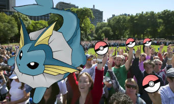 Pokémon Go : l'apparition d'Aquali provoque une émeute à Central Park