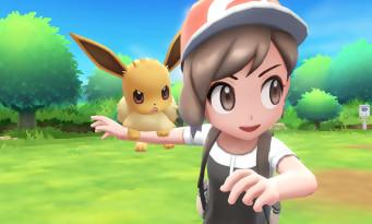 Pokémon Let's Go : Evoli