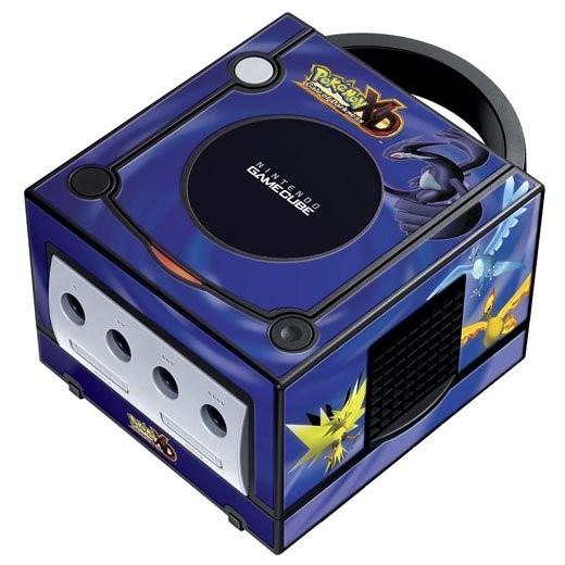 Photos pok mon xd le souffle des t n bres - Gamecube pokemon xd console ...