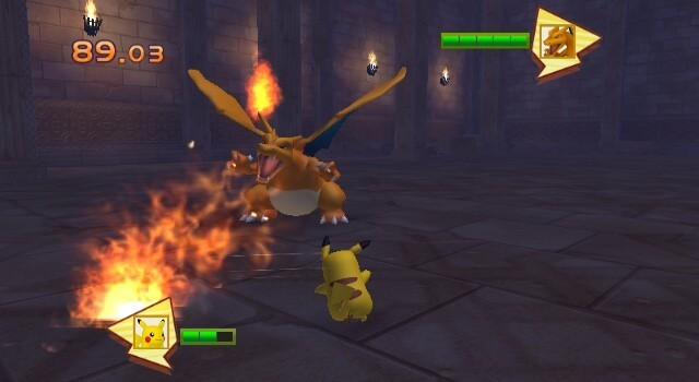 Images Poképark Wii : La Grande Aventure de Pikachu - Page 2