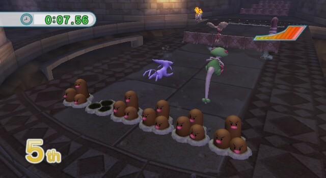 Toutes les images du jeu Poképark Wii : La Grande Aventure de Pikachu
