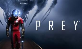 PREY : trailer de gameplay