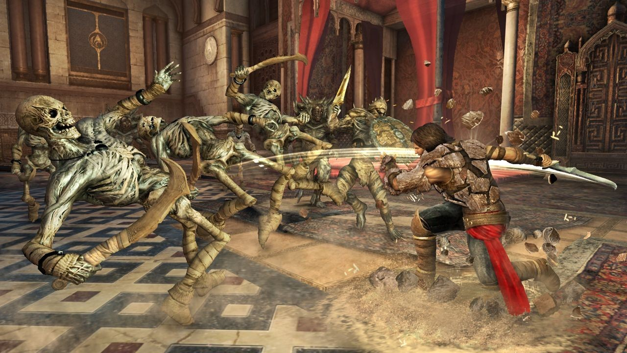 prince of persia les sables oublis pc demo