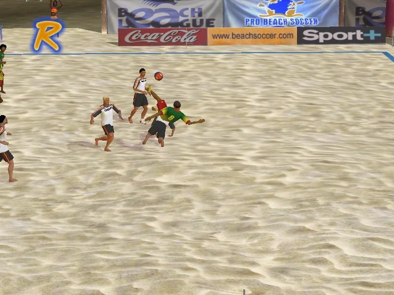 Pro beach soccer pc ripple
