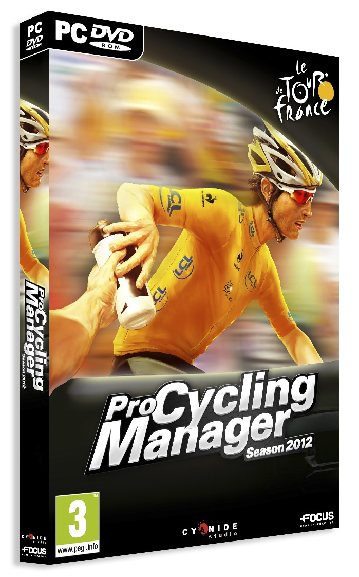 Pro Cycling Manager Saison 2012 + CRACK + PATCH 1.2.0.0 + Tuto [PC][FRENCH]