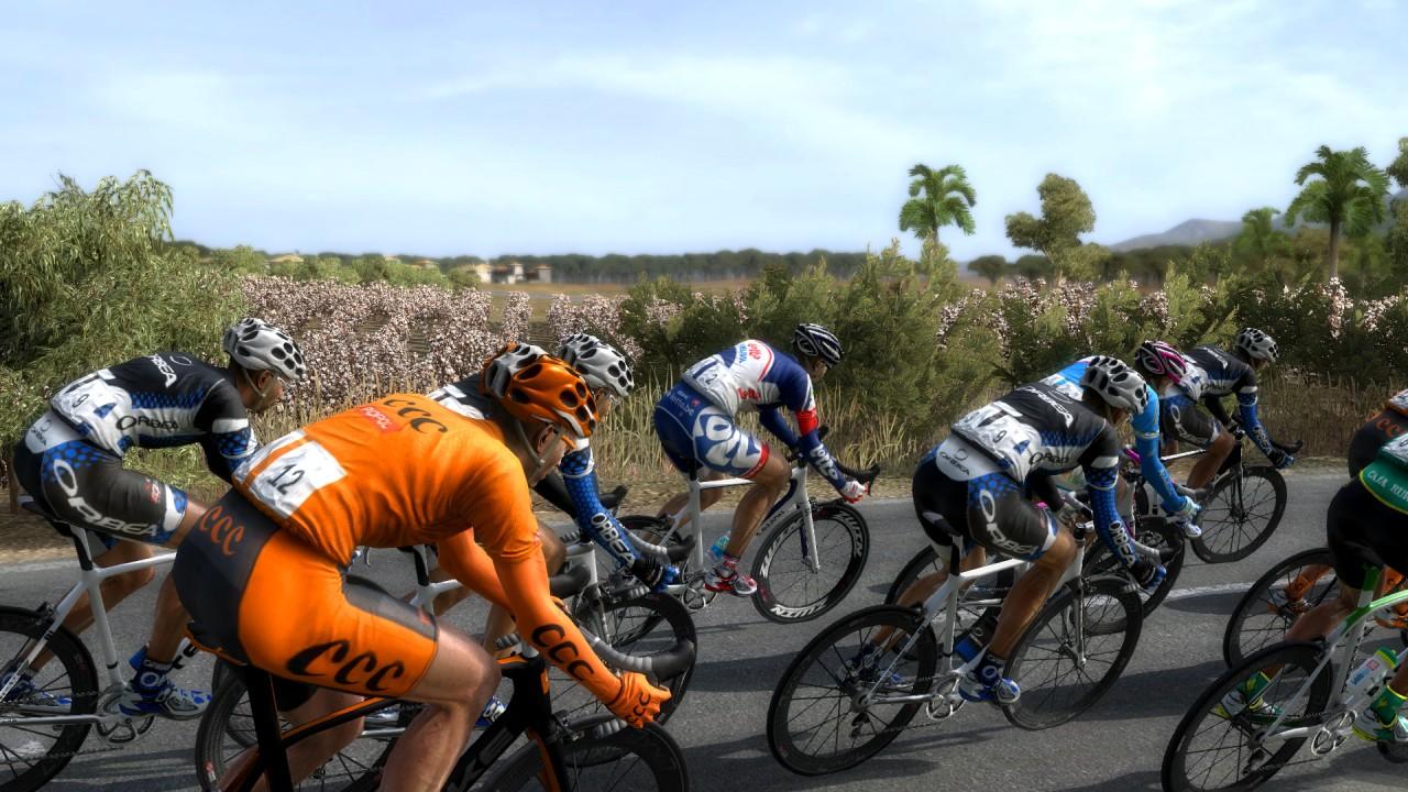 Pro Cycling Manager 2012 : des images du Tour de France