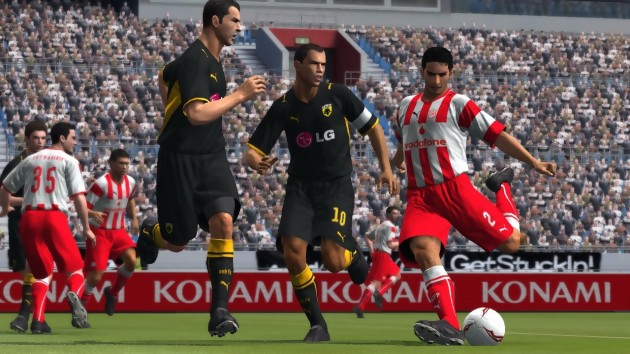 Tlcharger PES 2009 : patch 120 - generation