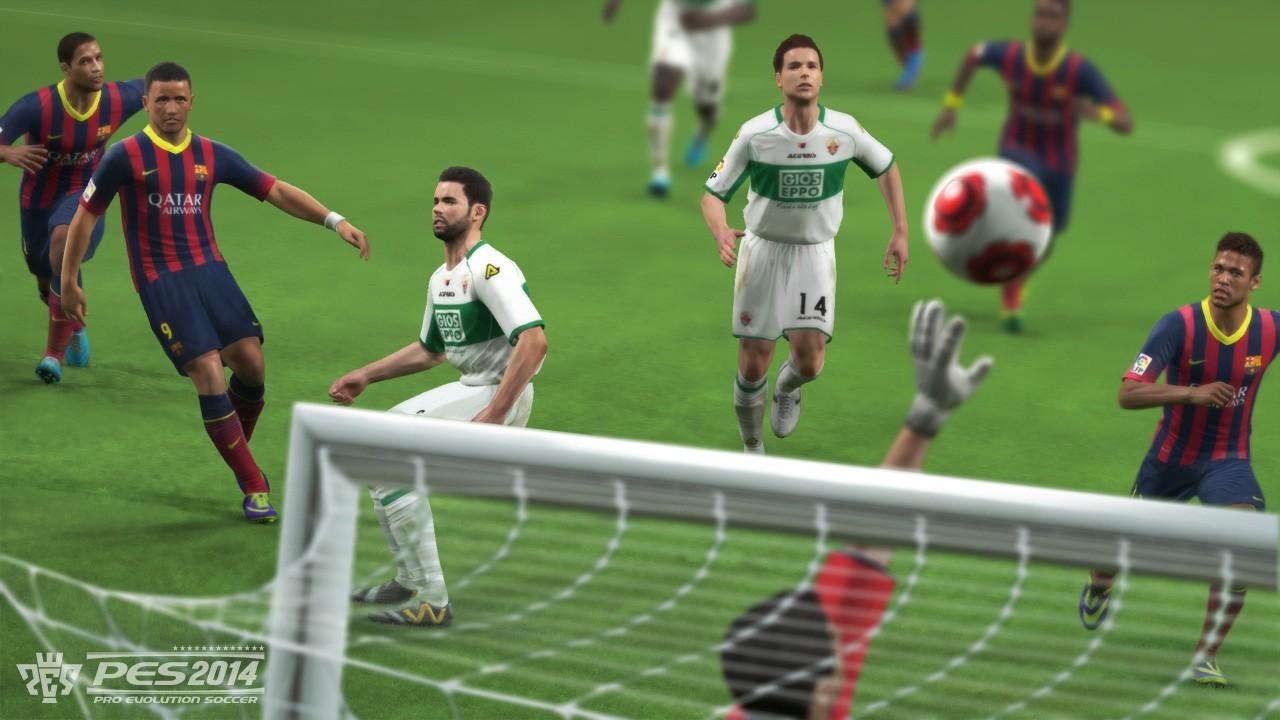 Images Pro Evolution Soccer 2014