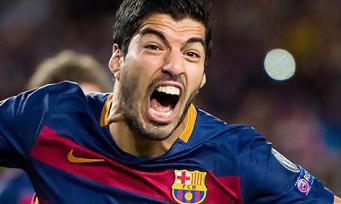 PES 2018 : c'est Luis Suárez qui sera sur la jaquette du jeu
