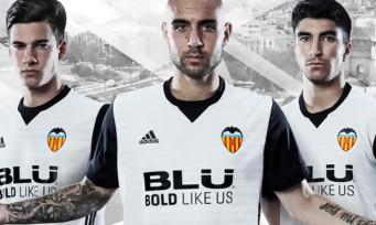 PES 2018 : une vidéo pour célébrer le partenariat avec le FC Valence