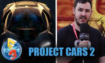 Project CARS 2 : on y a joué, voici nos impressions en vidéo
